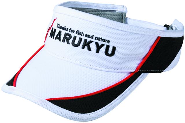 マルキユーサンバイザー03  ホワイト