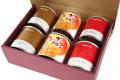 ビーフカレー2缶・ビーフシチュー2缶・マンゴープリン2缶 計6缶セット