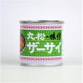 味付ザーサイ豆缶
