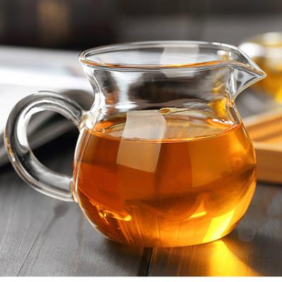 中国茶器 【耐熱ガラス茶海(茶かい)】公杯 250cc
