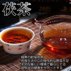 高級 中国茶 【黒茶 茯茶 (フーチャ) 50g】お試しサイズ