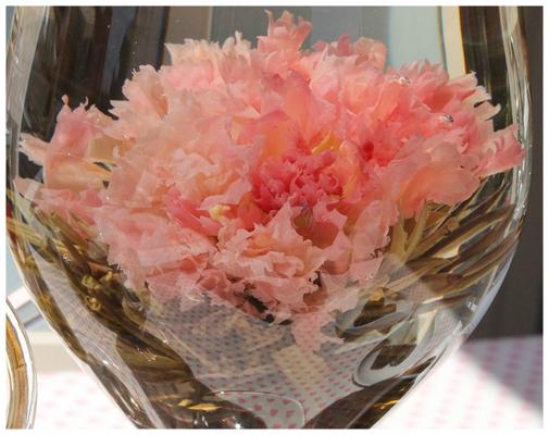 送料無料 中国茶 【お花の咲く中国茶『工芸茶ギフトセット』】 お花 ギフト プレゼント カーネーション 誕生日 母の日 記念日