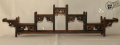 中国茶 中国茶雑貨『飾り棚 茶壺棚 茶杯棚』紫砂壺を飾る棚