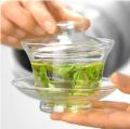 中国茶器 【ガラス 蓋椀(がいわん)】