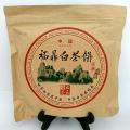 2013年白茶 福鼎白茶 中国茶(白茶 白牡丹茶 茶餅)1枚350g バイムーダン