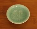 中国茶器【茶杯 竹模様】