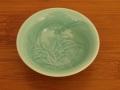 中国茶器【茶杯 つつじ模様】