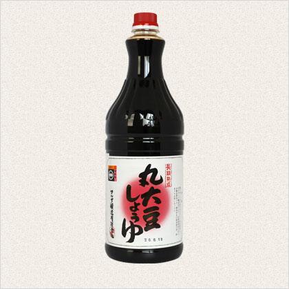 丸大豆しょうゆ 1.8L
