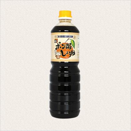 ポン酢 1L