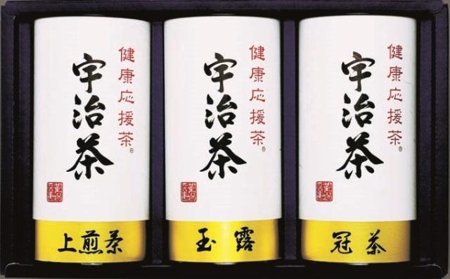 宇治茶「健康応援茶?」