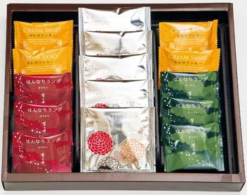 【MM8‐79‐2】 菊乃井 焼き菓子&紅茶詰合せ