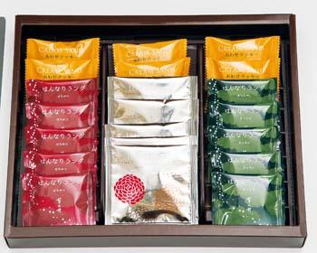 【MM8‐79‐4】 菊乃井 焼き菓子&紅茶詰合せ