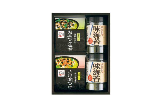 【MM7-118-5】   永谷園お茶漬け 柳川海苔詰合せ