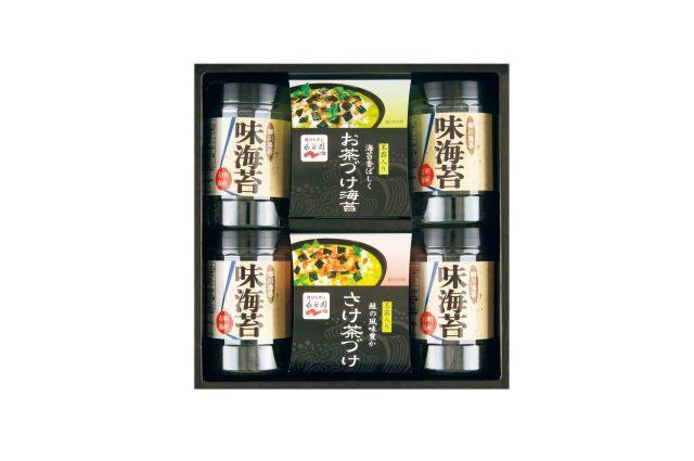【MM7-138-9】   永谷園お茶漬け 柳川海苔詰合せ