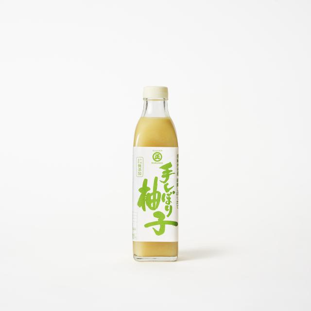 手しぼり柚子 300ml