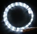 LEDロープライト2m単位(W)