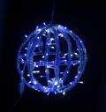 LEDボールライト(S)BL/W