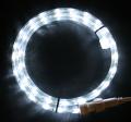 LEDロープライト45mロール(W)