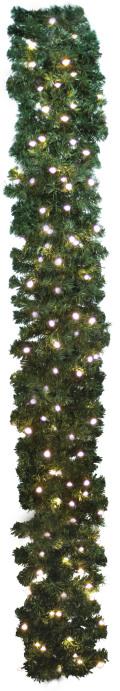 LED付き6Fノーブルガーランド(Gr)(片面)