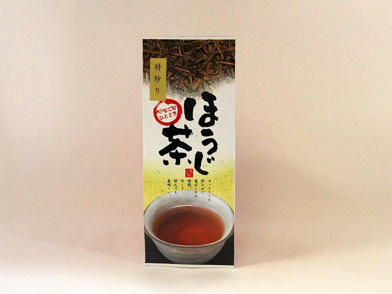 特炒りほうじ茶/80g入
