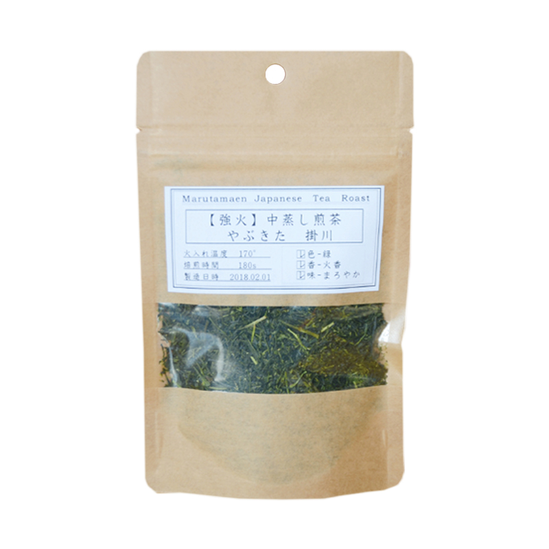 浅蒸し煎茶(やぶきた 掛川)強火