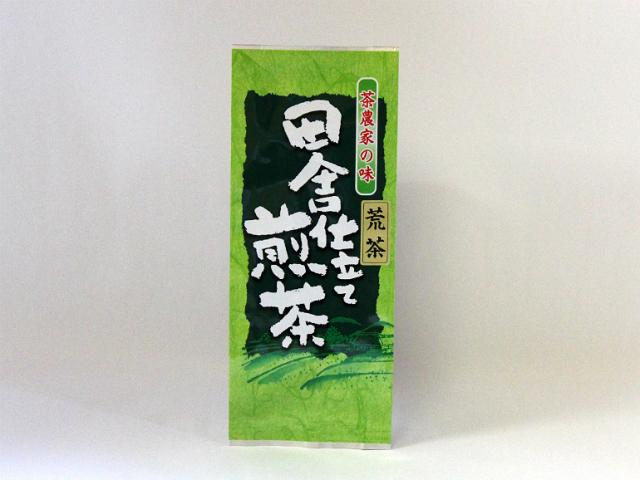 田舎仕立て煎茶 荒茶(あらちゃ)/230g入 【オフィス用 お茶】