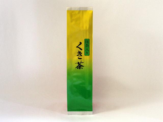 抹茶入茎茶/200g入