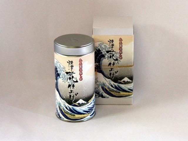 焼津荒仕上げ(やいづあらしあげ)/150g 缶入