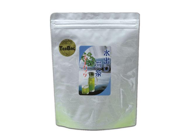 徳用水出し煎茶ティーバッグ/5g×50ヶ入【冷茶 掛川茶 水出し 緑茶 家庭用 徳用】