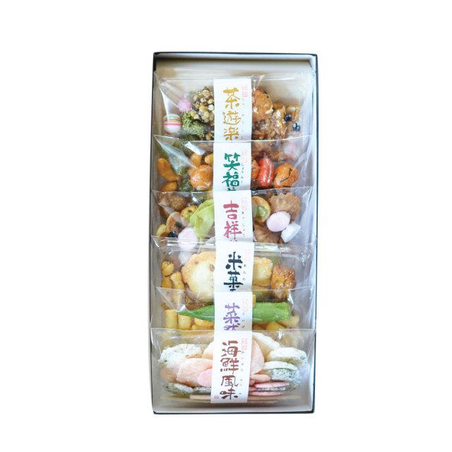 逸品菓集(いっぴんかしゅう) 6袋入