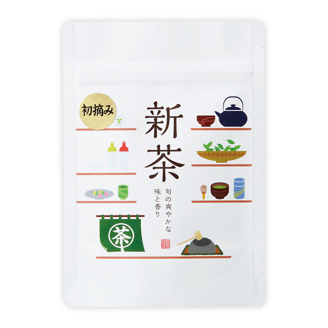 初摘み新茶/40g入