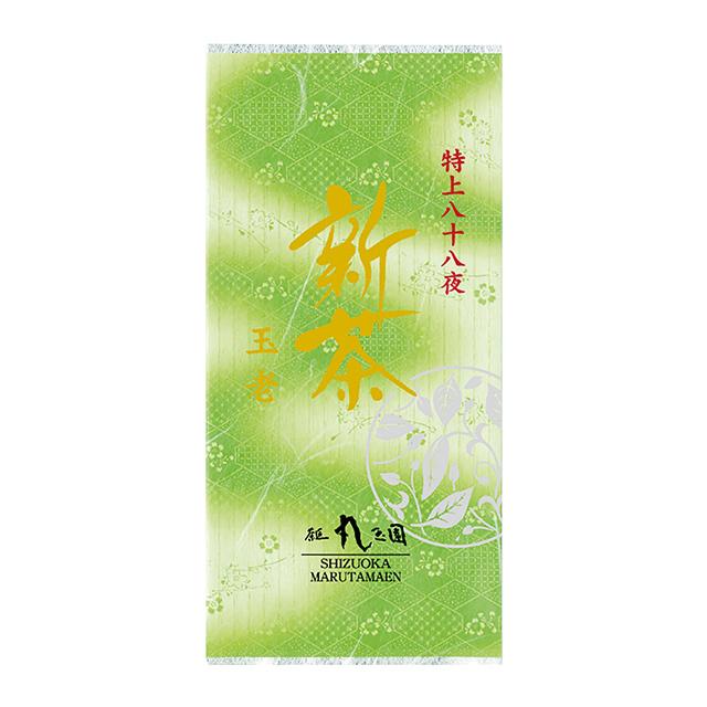 【新茶】特上八十八夜新茶 玉老(ぎょくろう)/90g袋入