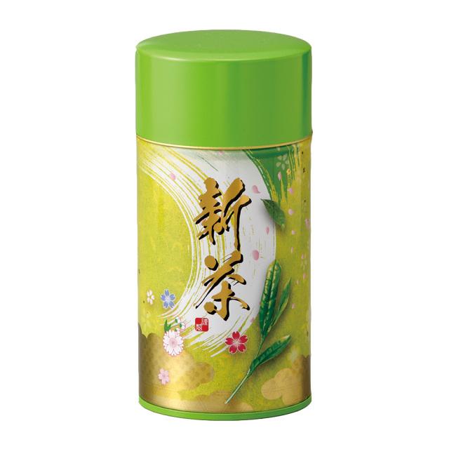 【新茶】静岡上煎茶 老寿(ろうじゅ)/180g缶【5月上旬発送予定】