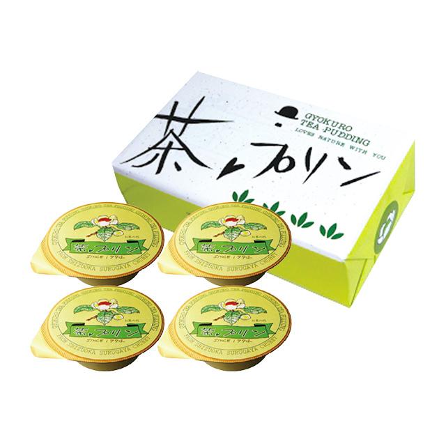 茶プリン/4個入