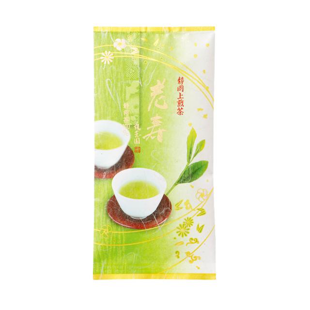 上掛川深蒸し茶 上煎茶 老寿(ろうじゅ)/90g 袋入