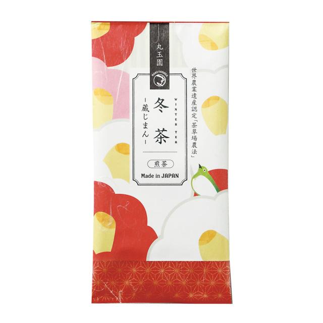 冬茶蔵じまん(袋入り 80g)