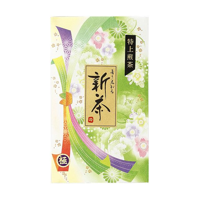 【新茶】最高級新茶「極」/掛川深むし茶(100g)