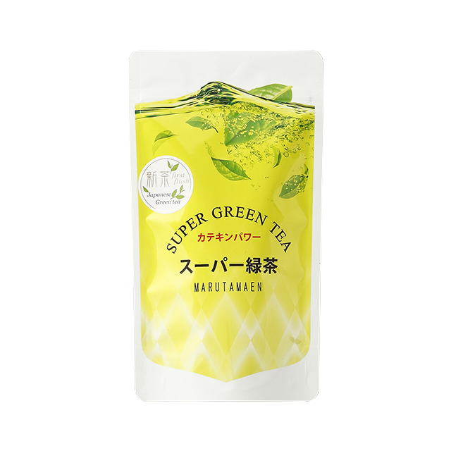 スーパー緑茶(100g)