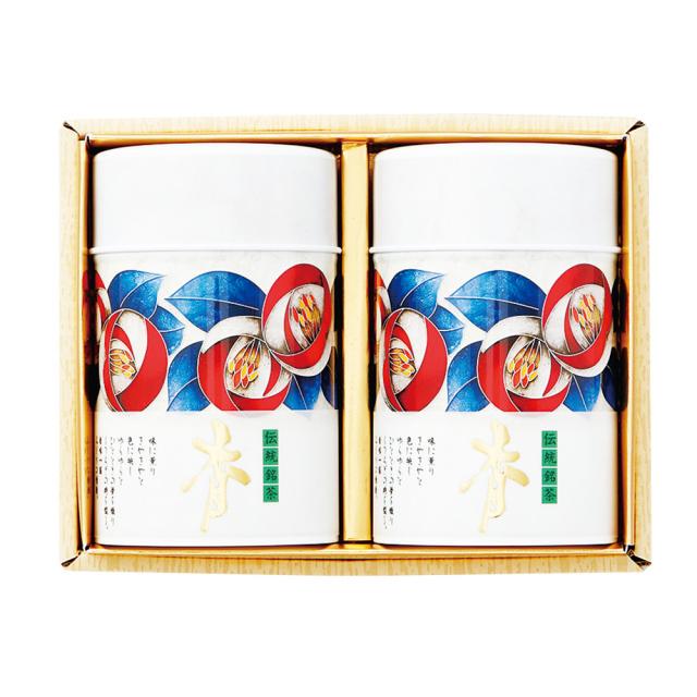 七宝つばき「老寿」100g 2本入
