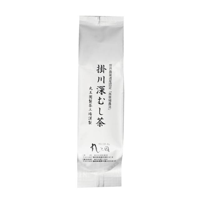 深蒸し茶(掛川深むし茶)