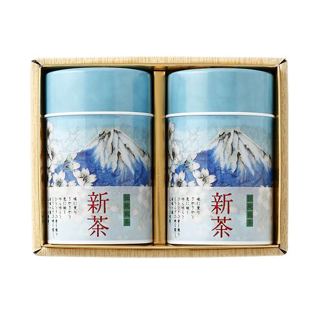 【新茶】特上八十八夜新茶 七宝富士(しっぽうふじ)/120g×2本入