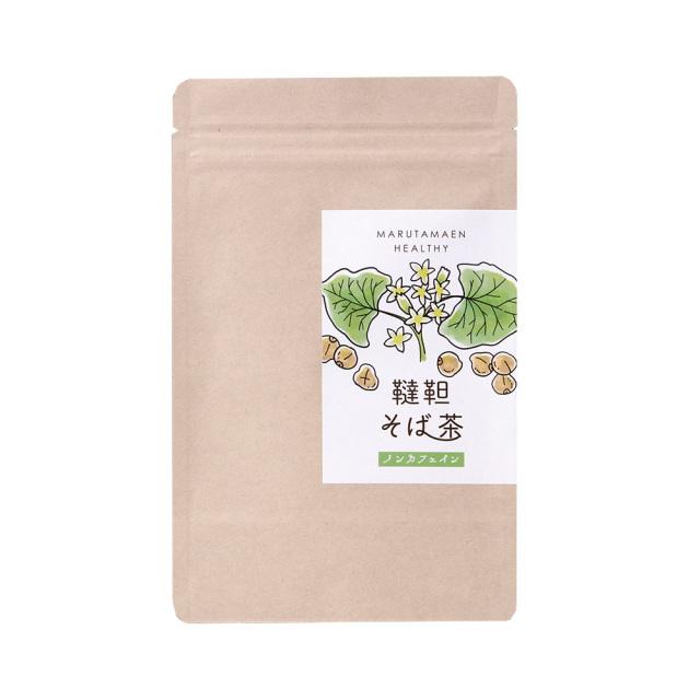 【marutamaen healthy】国産韃靼そば茶(ティーバッグ 4g×10個)