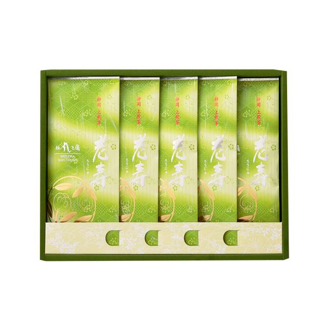 上煎茶 老寿(袋入り 90g)5本入