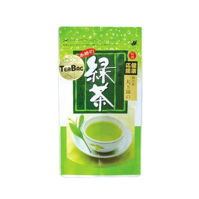 特上煎茶ティーバッグ/5g×17ヶ