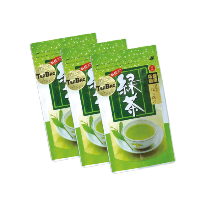 特上煎茶ティーバッグ/5g×17ヶ_3本セット