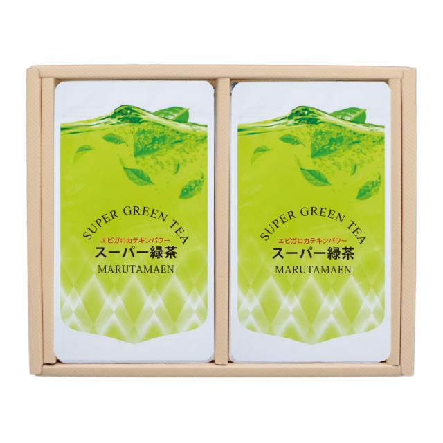 スーパー緑茶 2本入 / 100g×2本