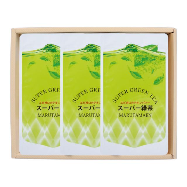 スーパー緑茶 3本入 / 100g×3本