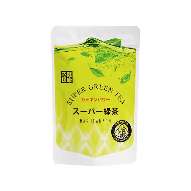 スーパー緑茶 ティーバッグタイプ