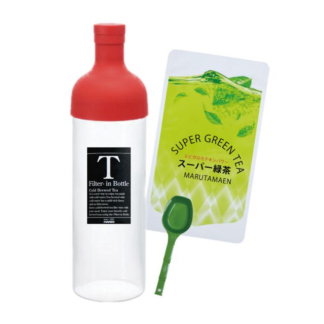 スーパー緑茶 プレミアムセット