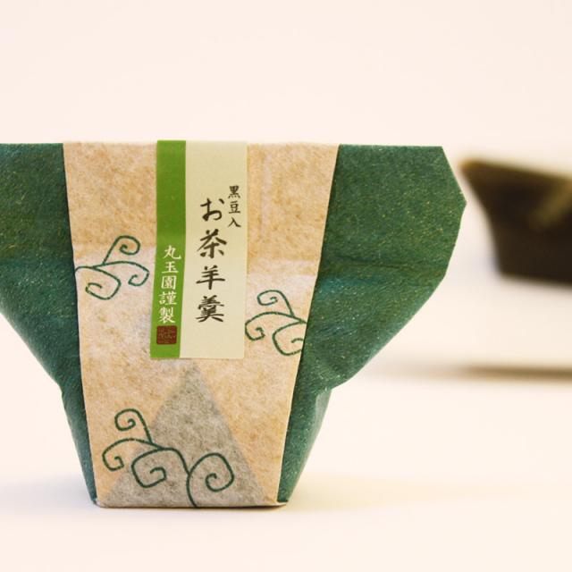 静岡茶羊かん(羊羹)